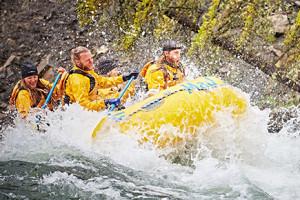 GO Yellowstone Pass - 20% Off Whitewater Rafting