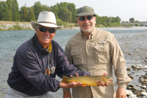 UpStream Anglers - New Fork Fishing Trips