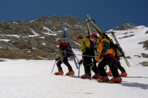 Exum Mountain Guides - Guided Winter Trips