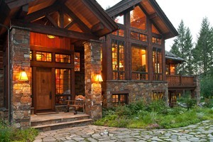 Jackson hole wyoming vacation rentals homes alltrips for Cabin rentals in jackson hole wy