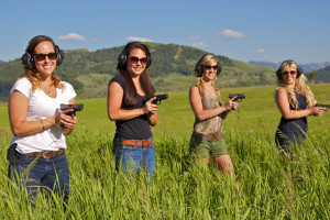 Jackson Hole Shooting Experience - Western Fun!