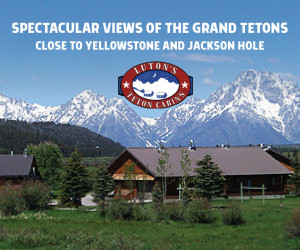 Luton's Teton Cabins: Stunning Teton Views