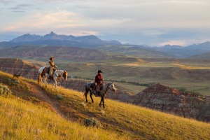 Dude Ranch near Jackson Hole, Wyoming | CM Ranch