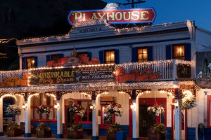 Jackson Hole Playhouse - A Taste of the Old West!