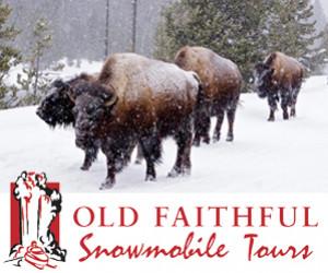 Old Faithful Snowmobile Tours
