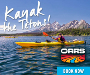 OARS - Yellowstone & Teton multi-day adventure
