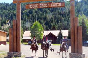 Moose Creek Ranch near Grand Teton National Park