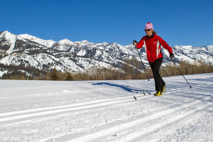 Teton Pines Cross Country & Nordic Skiing