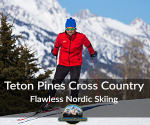 Teton Pines Cross Country Skiing