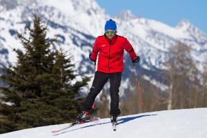 Teton Pines - XC Skiing