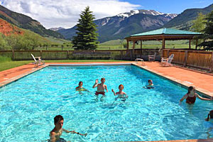 Red Rock Ranch - 6-Day Packages June-August
