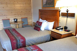 Flat Creek Inn - spring rooms start at $69