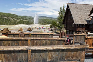 Have a Blast at Yellowstone National Park