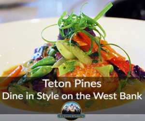 Teton Pines Dining