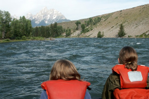Teton Scenic Float Tours