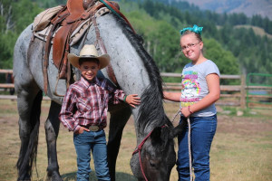 Willow Creek Horseback Rides & Pack Trips