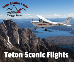 Teton Aviation: Custom Flight Tours