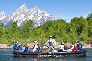 Barker-Ewing Grand Teton Park Scenic Float Trips