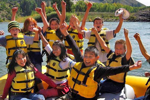 Mad River Boat Trips - whitewater or scenic