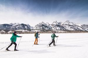 Cross County Ski Tours with EcoTour Adventures