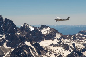 Teton Aviation Center: Winter Scenic Airplane Tour