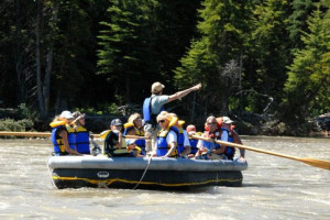 Snake River Rafting Trips Jackson Hole Scenic