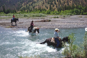 Jackson Hole dude ranch: Winner of Signature Award