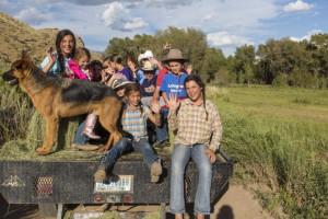 Best Dubois, Wyoming dude ranch | Lazy L&B Ranch