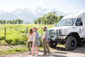 Scenic Safaris - private van tours of the Parks