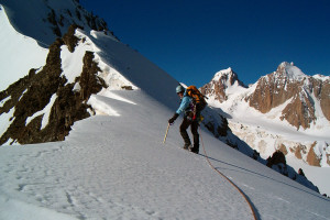 Exum Mountain Guides - winter peak ascents