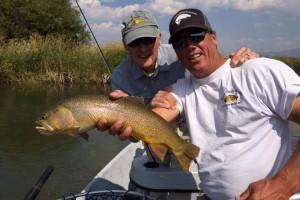 Mangis Fishing Guide Service - Salt River Guides
