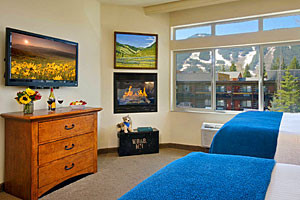 The Lexington at JH - intown skier lodging
