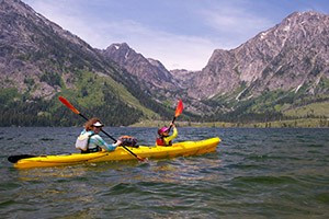 OARS - one or two night package adventures