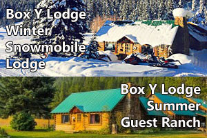 Box Y Lodge - Open Winter & Summer