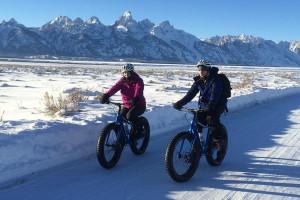 Jackson Hole Fat Bike Tours - Teton Mountain Bike