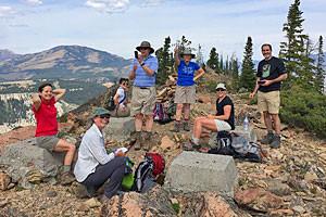 Wildland Trekking | Treks into the Tetons