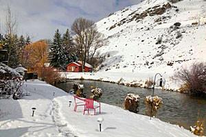 Inn on the Creek | Winter Adventure Lodging