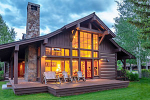 Mountain Property Management - prime rental cabins