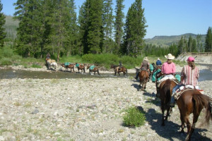 Wilderness Trails: Pack Trips and Day Rides
