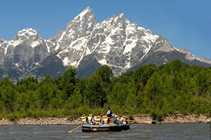Solitude Float Trips - Grand Teton National Park