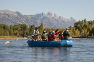 Family-Style Scenic River Trips | Fish the Fly