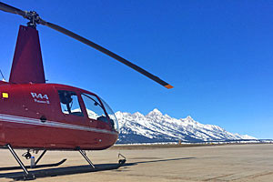 Wind River Air – Scenic Heli-Tours w/Expert Pilot