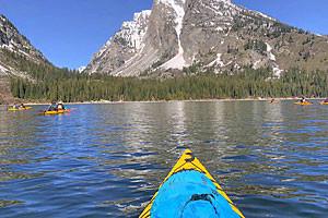 Private Lake Camp, Raft & Kayaking - RR Sports