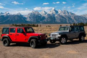 Jackson Hole Adventure - Car & SUV rentals