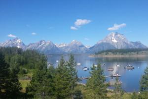 Signal Mountain Lodge - In Grand Teton Park