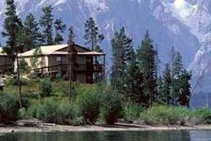 Signal Mountain Lodge in Grand Teton National Park