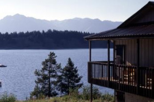 Signal Mountain Lodge in Grand Teton Park