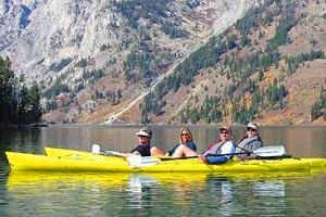 Leisure Sports | float Teton waterways this fall