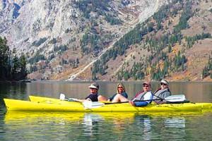 Leisure Sports | float Teton waterways this summer