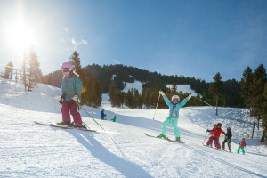 Snow King - just $90 gets you all day winter fun